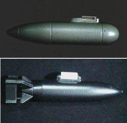 画像1: fms零戦◎爆弾◎増槽タンクセット