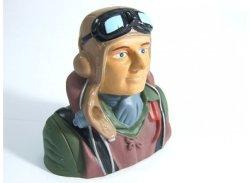 画像1: WWIIパイロット人形