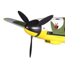 画像1: fmsBf109f型プロペラ&スピナセット