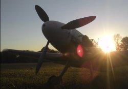 画像3: fmsBf109f型プロペラ&スピナセット