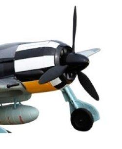 画像4: fmsBf109f型プロペラ&スピナセット